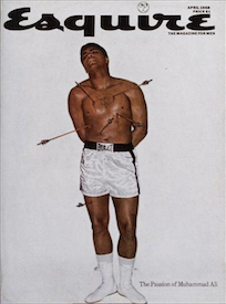 Muhammad Ali in Esquire (1968)