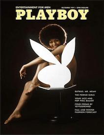 Darine Stern in Playboy (1971)